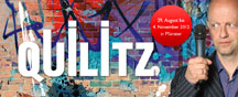 The Quilitz Show plays in Essen, Germany through December 2012